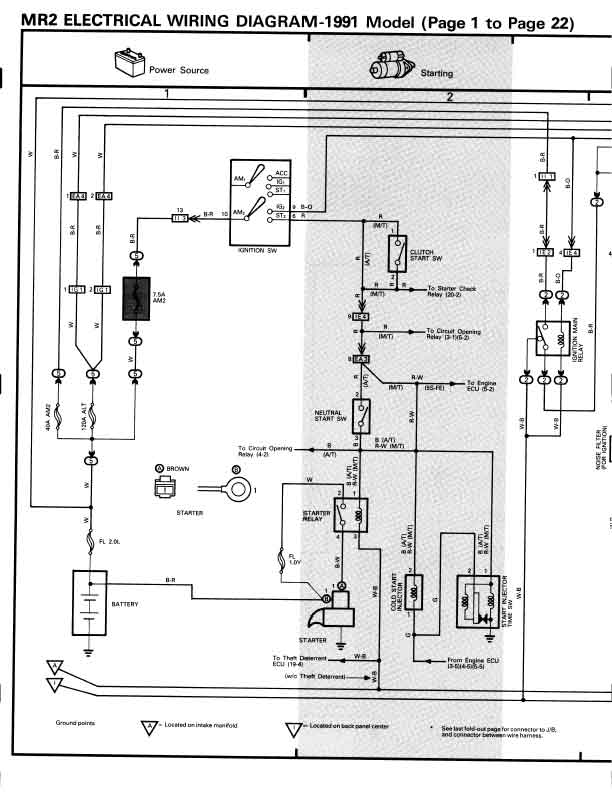Power Window Wiring Diagram On A 1991 Ford E150 from staff.osuosl.org